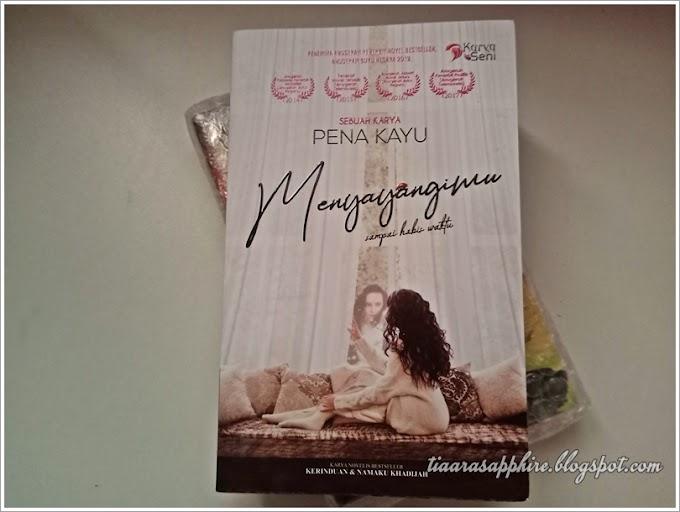 Novel | Menyayangimu by Pena Kayu