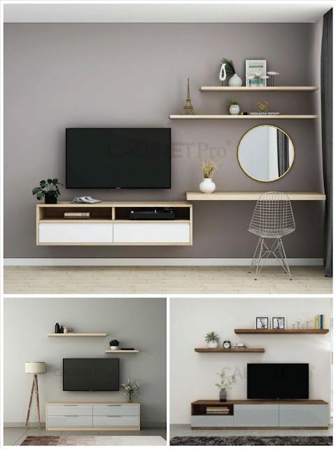 Những trang trí nhỏ tạo nên một không gian tối giản tinh tế. Đồ họa: Phương Duy