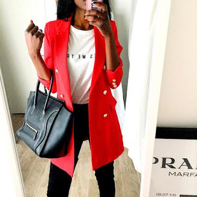 blazer-long-rouge-sac-celine-luggage