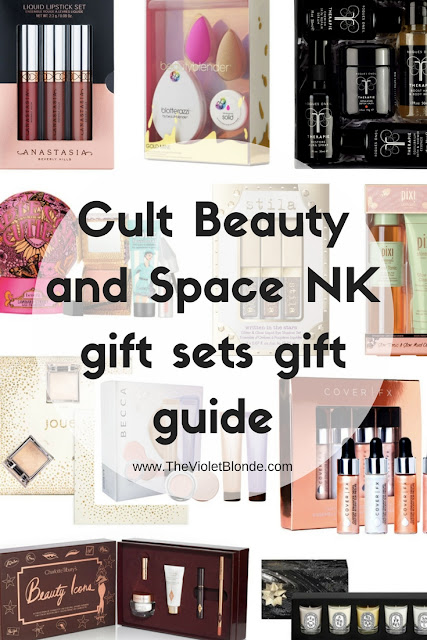Cult Beauty and Space NK gift sets gift guide