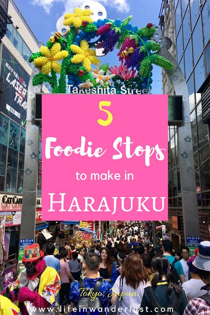 Harajuku Tokyo Guide