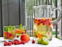 How I Am Shrinking My Fibroids: Herbal/Fruit-Infused Water
