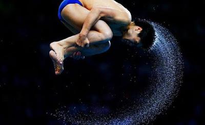Olahraga Lompat Indah