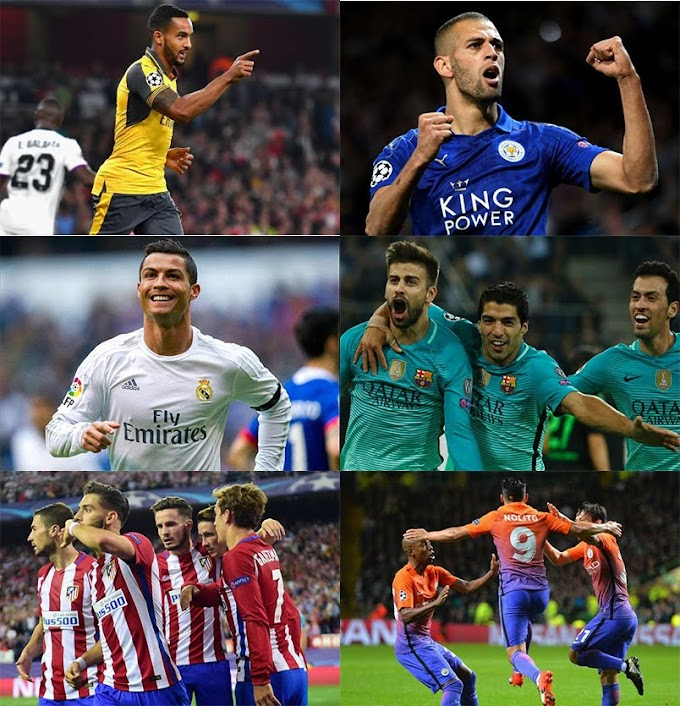 Review: Here's Five Things We Learned From The Champions League This Week