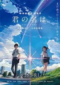 فيلم الانمي Kimi no Na wa مترجم
