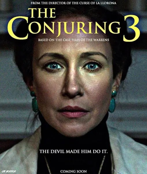 Top scary movies of 2020 The Conjuring 3 release date, trailer and cast