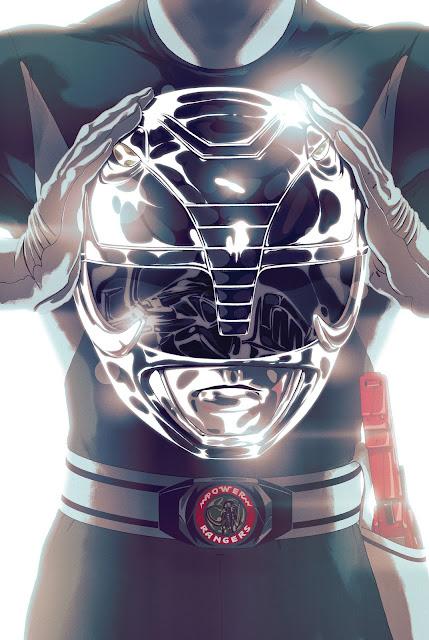 Power Ranger negro