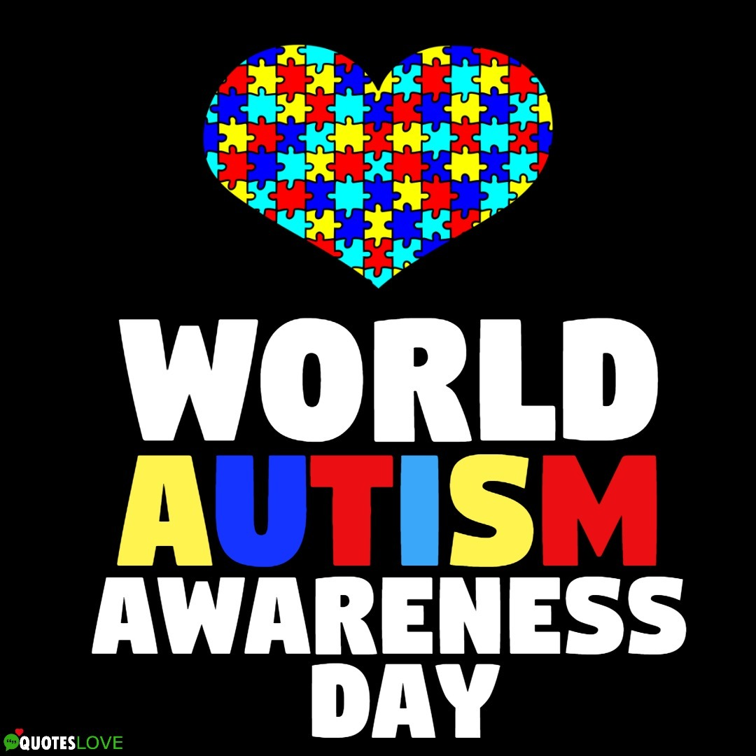 World Autism Awareness Day Images, Photos, Wallpaper, Pictures