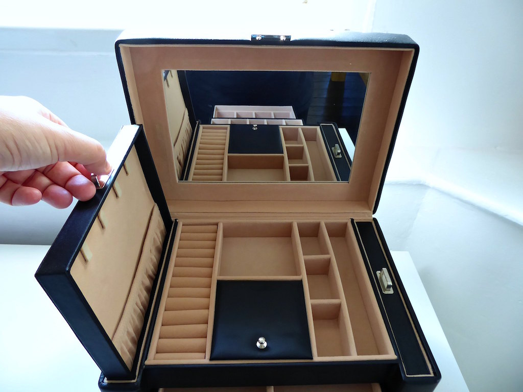 Jewellery Box Review And Giveaway With Songmics Uk The Diary Of A