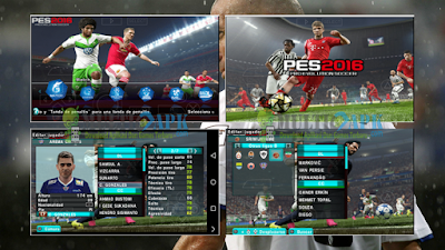 PES 2016 Patch Army16 Winter Transfer ISO CSO PPSSPP