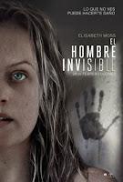 Estrenos de la cartelera española para el 28 de Febrero de 2020: 'El Hombre Invisible' con Elisabeth Moss