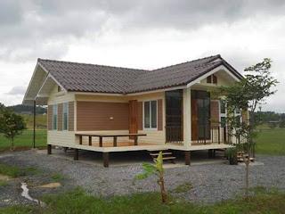 negara matahari terbit Jepang memang populer akan keindahan pemandangan alamnya dan nega √ 18 Rumah Kayu Tahan Gempa