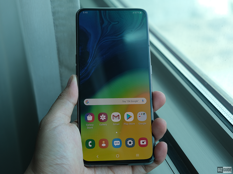 Samsung Galaxy A80 First Impressions