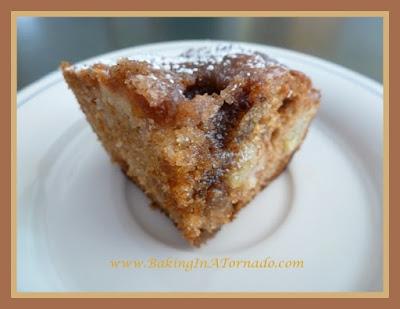 Honey Apple Cake | Recipe developed by www.BakingInATornado.com | #recipe #dessert