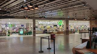 Woolworths Pacific Fair  Shopping Centre