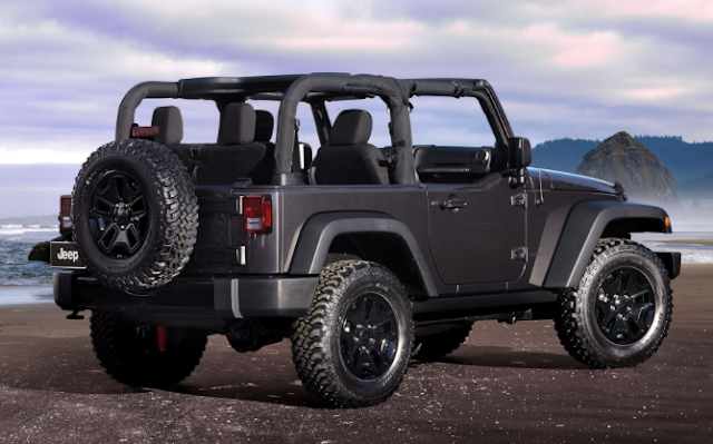 2017 Jeep Wrangler Automatic Review Car