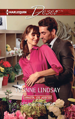 Yvonne Lindsay - Pétalos De Amor