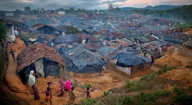 3 Tentara Bangladesh Dituduh Perkosa Bocah Rohingya di Kamp Pengungsian