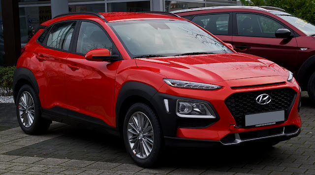 Hyundai Kona Latest Updates