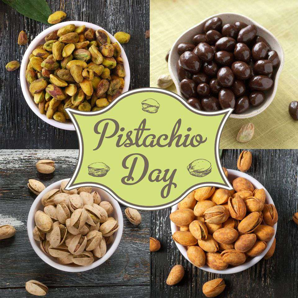 National Pistachio Day Wishes Photos