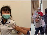 Perawat di Palembang Ditendang Keluarga Pasien saat Sujud Minta Maaf, Ternyata Karena Masalah Infus