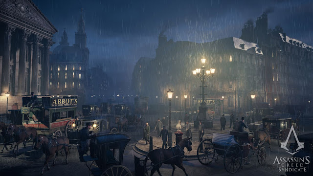 Imagem do Assassin's Creed: Syndicate