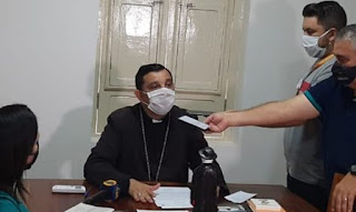 Bispo diocesano de Patos, PB, defende que igreja católica não seja serviço essencial nesse momento