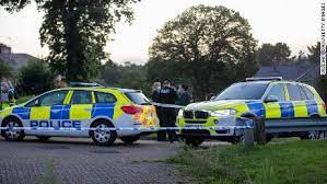 Mass shooting in southwestern UK
