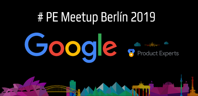 Evento Expertos de Producto Google 2019