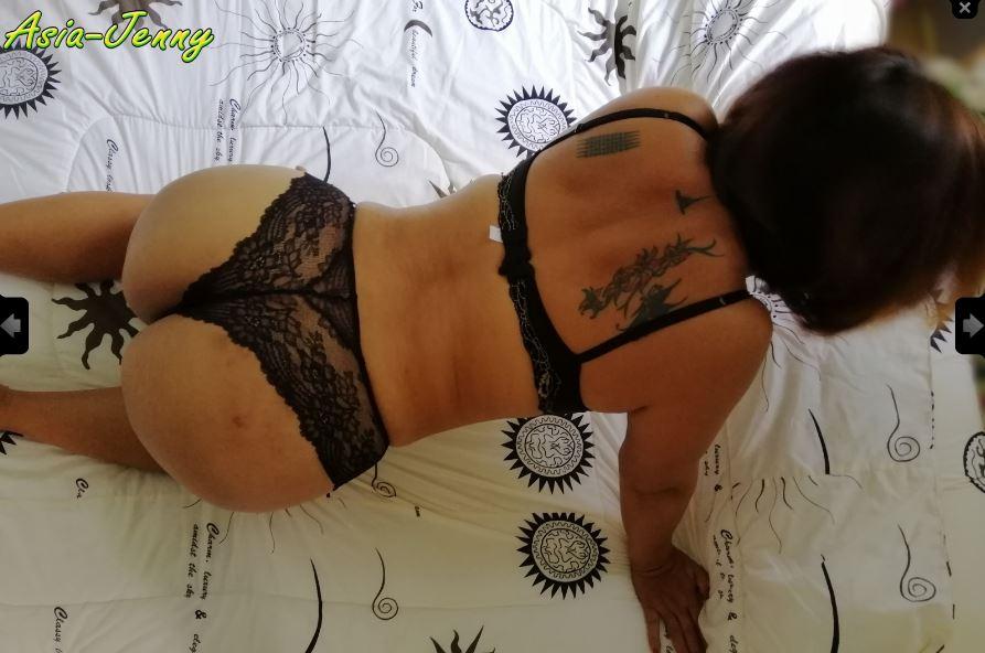 Asia-Jenny Model Skype