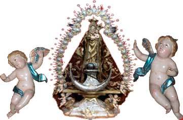 La Coronación Canónica de 1922 marca un empuje en la devoción a la Virgen de los Remedios, Patrona de Antequera