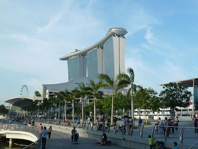 Marina Bay Sands Akan Lakukan Pembangunan Menara Keempat