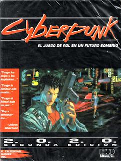 Cyberpunk 2020  juego de rol
