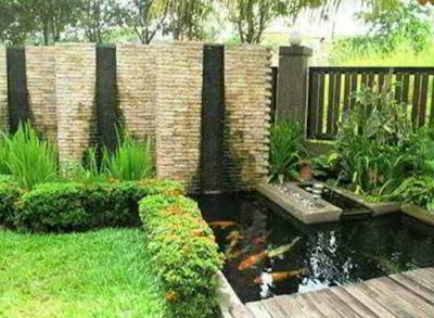 Ide Desain Taman Minimalis Depan Rumah type 36