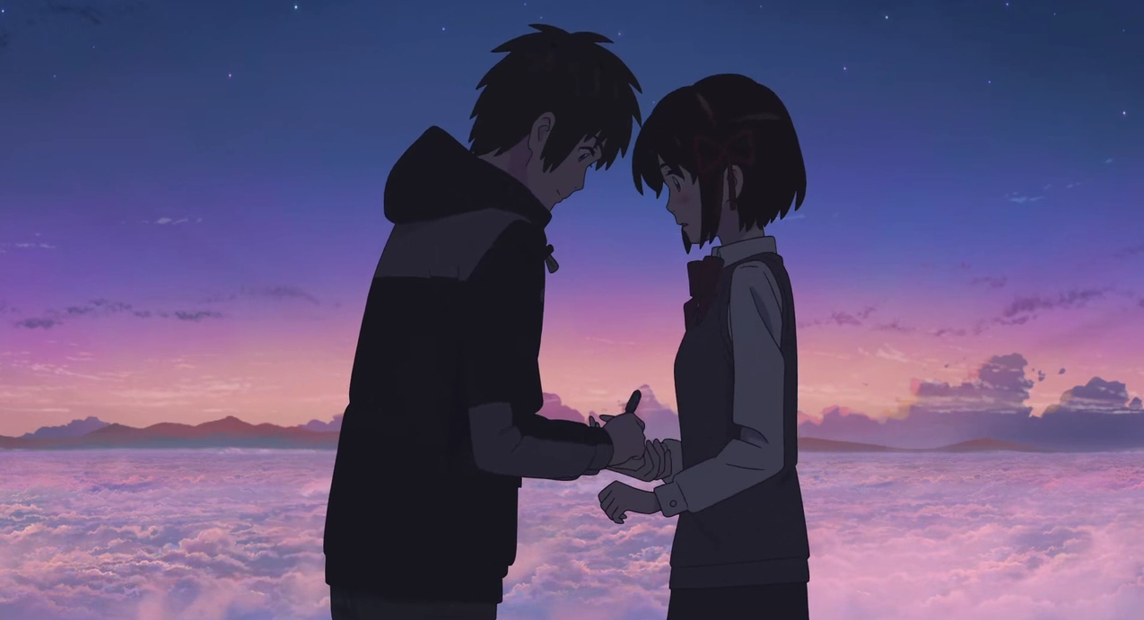 20 Rekomendasi Anime Romance Terbaik  | Your Name