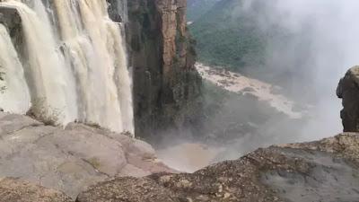 देखिये मध्यप्रदेश का सबसे ऊंचा झरना | Bahuti falls madhya pradesh
