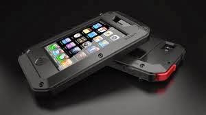 Case Body Smartphone Rusak