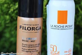 FILORGA VS LA ROSHE POSAY SPF