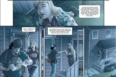 Sous la surface: la promesse de Leah et Chase de se retrouver 25 ans plus tard