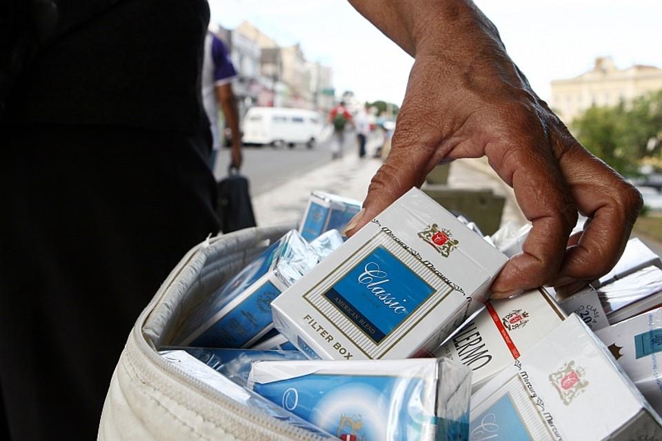 Governo de São Paulo perde R$ 1,5 bilhão só com a venda ilegal de cigarros