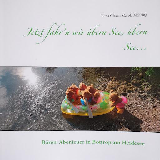 Jetzt fahr'n wir übern See, übern See...Bären-Abenteuer in Bottrop am Heidesee