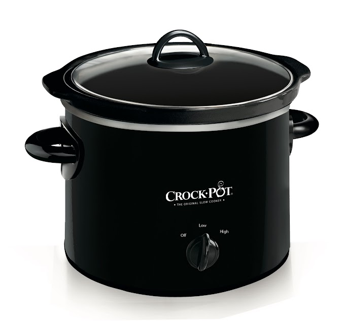 WALMART - Crock-Pot 2-Quart Round Manual Slow Cooker  $9.96