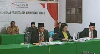 Bawaslu Minsel Ingatkan Petahana Jangan Memanfaatkan Program Bantuan Pemerintah Untuk Kepentingan Politik