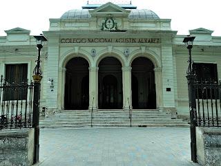Colegio Nacional Agustín Álvarez, Mendoza