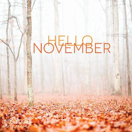 It's A New Month, Happy New Month To All Our Wonderful Blog Readers