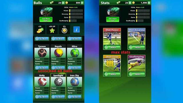 Football Strike - Multiplayer Soccer Mod Apk