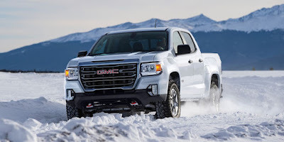 2021 GMC Canyon AT4 Review, Specs, Price