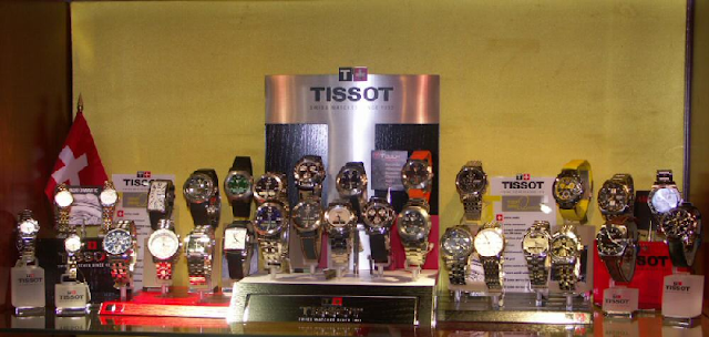 Relógios na Time Factory Watch (Timex) em Miami