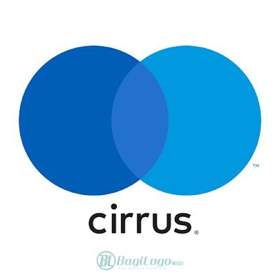 Cirrus ATM network Logo Vector