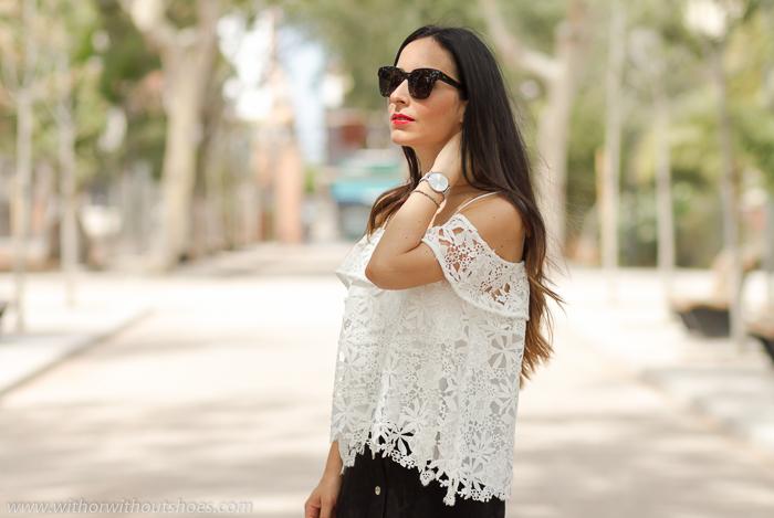 Influencer instagrammer blog de moda belleza de Valencia con ideas para crear looks bonitos y comodos